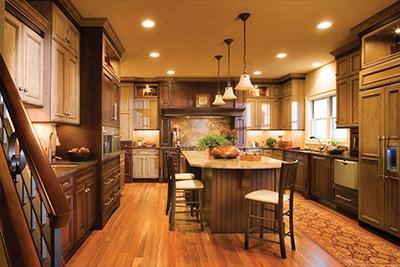 Dark Custom Kitchen Cabinets By Dura Supreme. Free Kitchen Design From  Lumberjacku0027s Kitchens And Baths