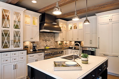 Get Inspired! Visit Our New Kitchens Showrooms. Grey Veneer Kitchen Cabinets  By Dura ...