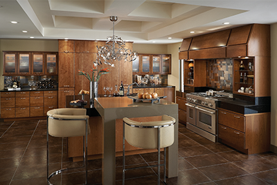 Modern Kitchens, Visit Our KraftMaid Kitchen And Bath Signature Showrooms.