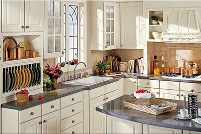 Custom kitchens by Mid Continent cabinetry, available at Lumberjack's Kitchens and Baths in Akron OH