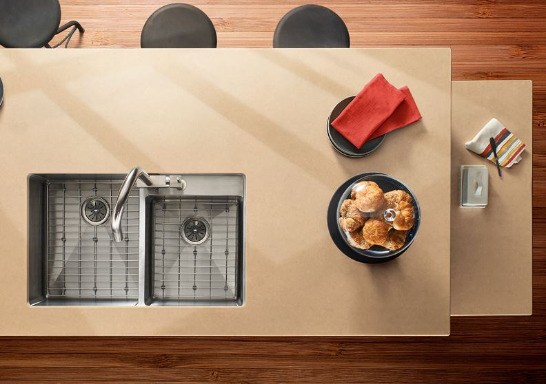 Quartz Countertops Cleveland Akron Medina | Lumberjack's Kitchens