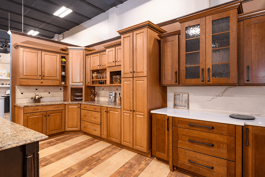 Solid Wood Kitchen Cabinetry, Kitchens Displays At Lumberjacku0027s Kitchens U0026  Baths.