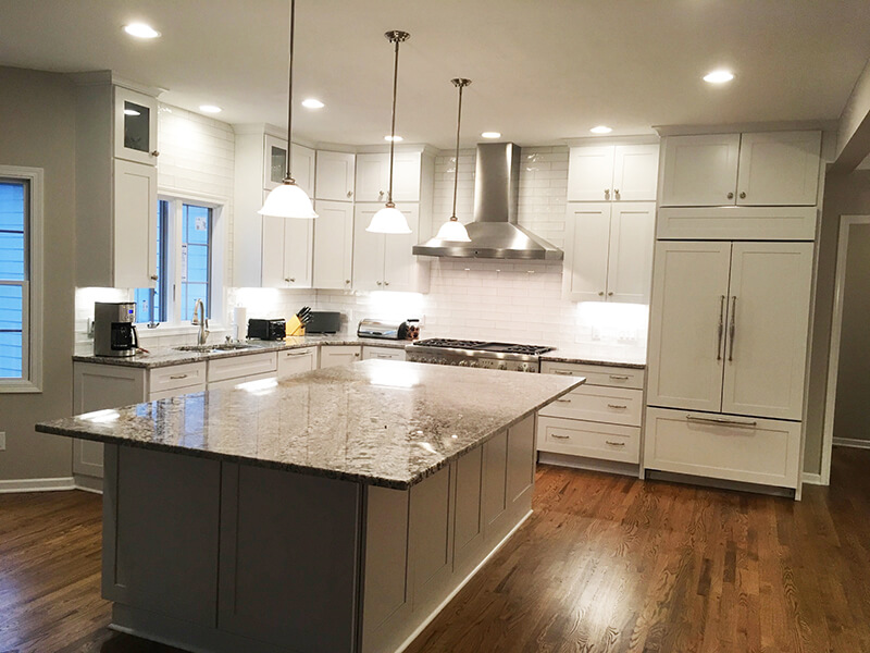 Lumberjack\'s Kitchens & Baths | New Kitchens Cleveland Akron ...