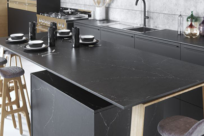 Lumberjack's Kitchens and Baths, your Silestone countertop dealer, serving the Cleveland, Akron, Canton Ohio areas.